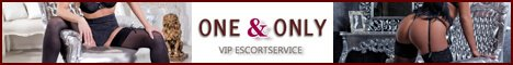 One & Only Escortservice Banner